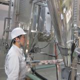 原料投入から紙パウダーの生産、保管および連続搬送を一貫で行うフルオートラインを設置
