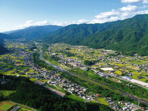 岐阜県南東部に広がる東濃(とうのう)地方